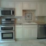 New kitchen remodeled