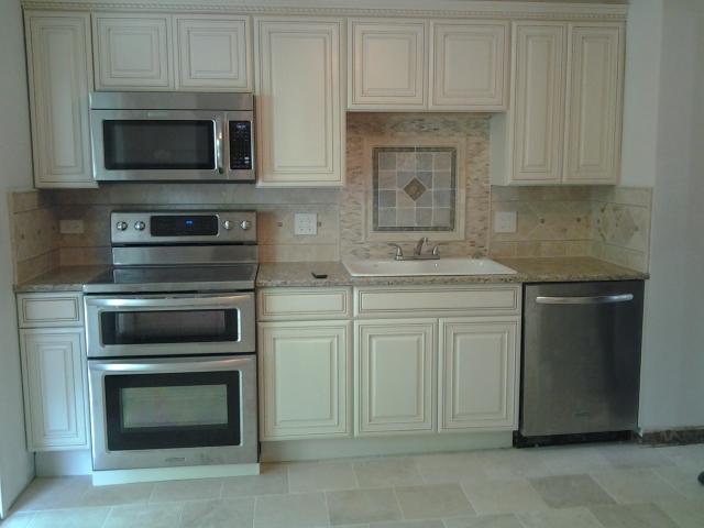 Redesigned Kitchen